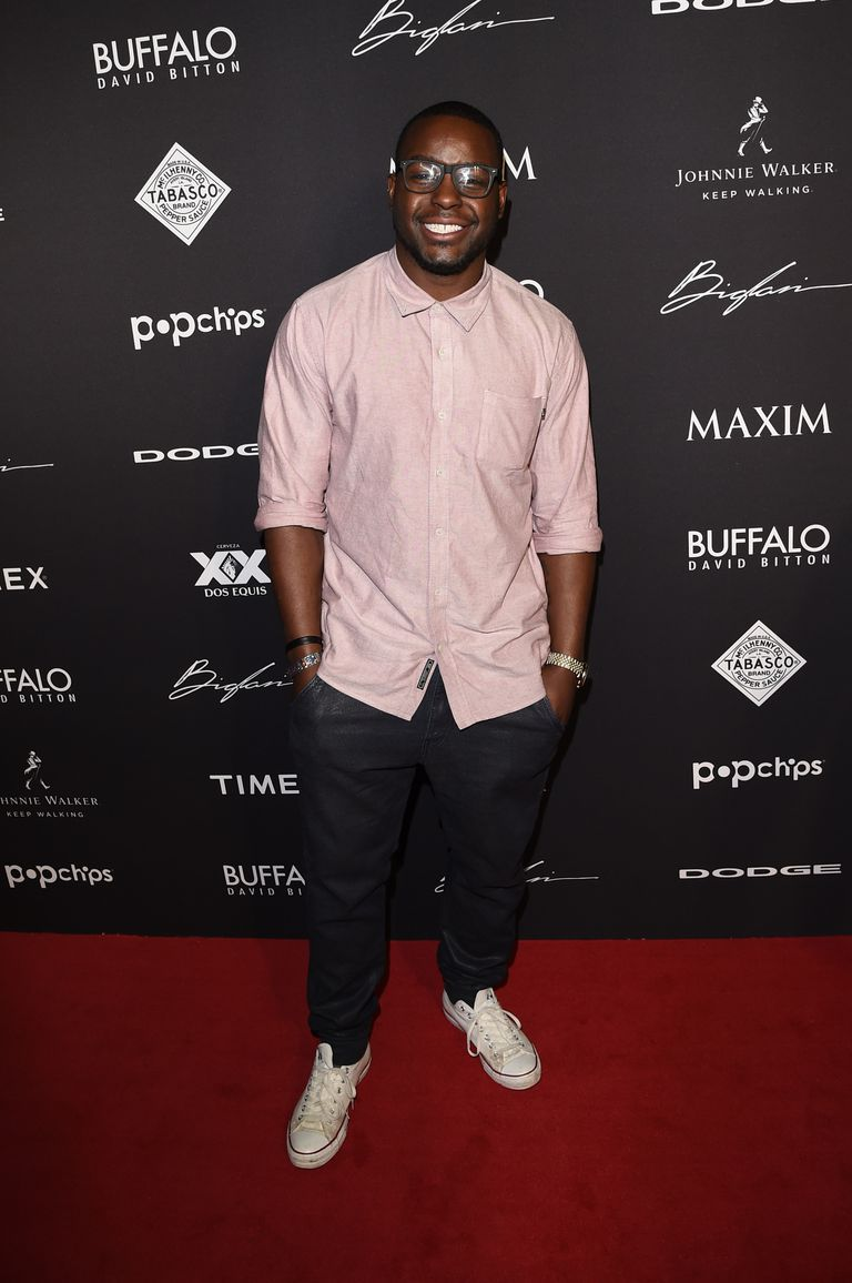 The Maxim Party With Johnnie Walker, Timex, Dodge, Hugo Boss, Dos Equis, Buffalo Jeans, Tabasco, And Pop Chips - Arrivals
