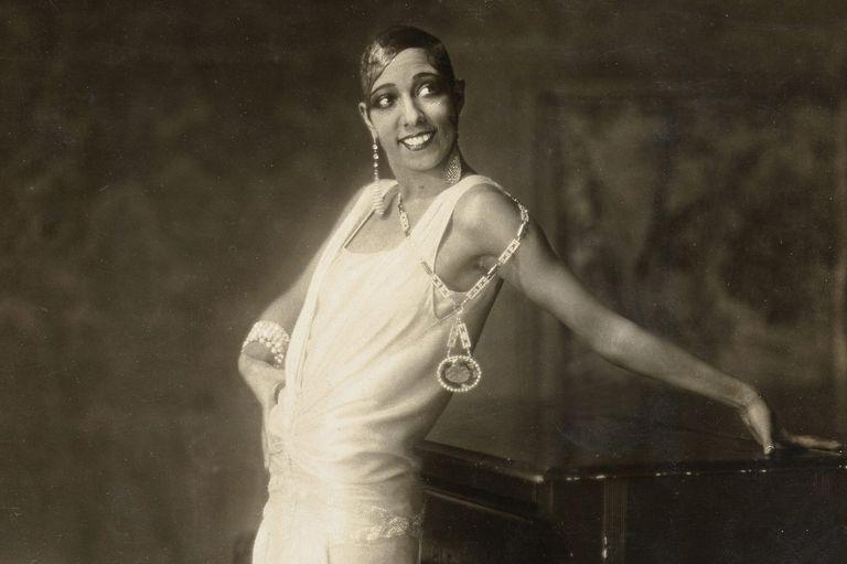 Josephine Baker, 1925, Hamburg
