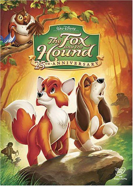 the fox and the hound disney movie