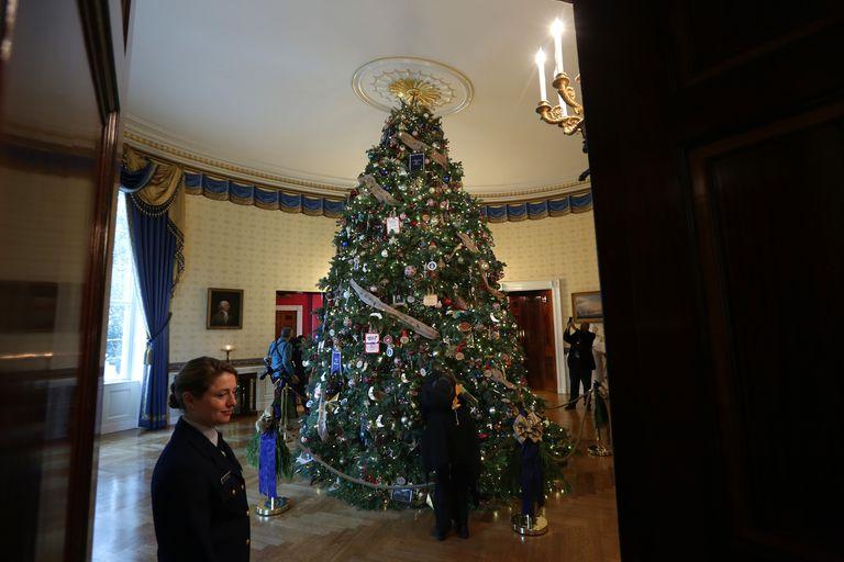 2014 White House Christmas Tree