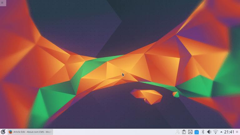 Restart KDE Plasma Desktop