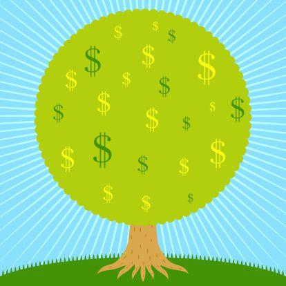 feng shui money tree