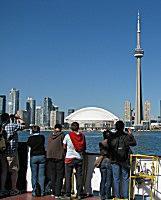 Toronto Islands Auto Ride
