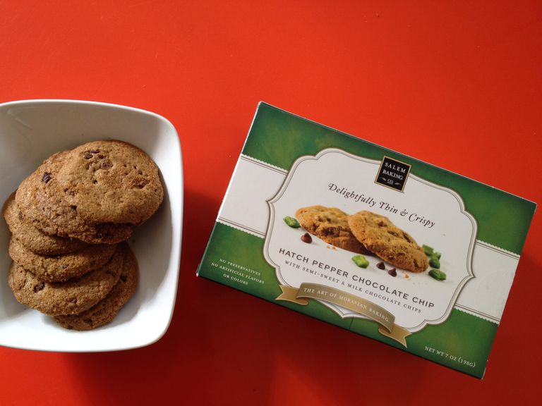 hatch pepper chocolate chip cookies
