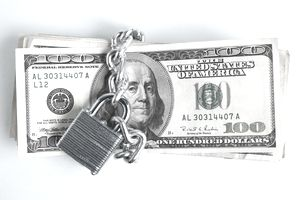 Wage garnishment and bank levy