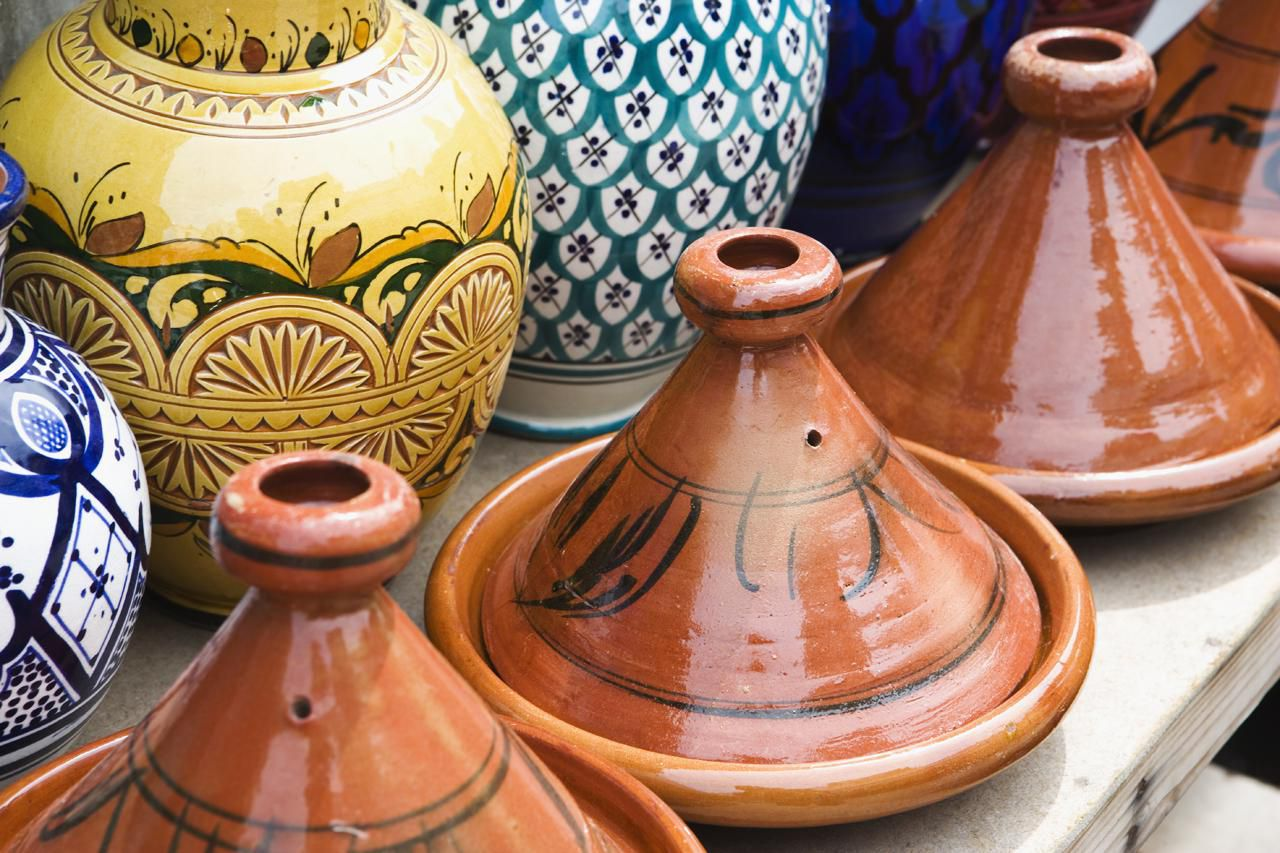 What Is The Morrocan Tagine