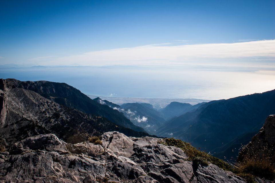 mountain Olympus, Greece