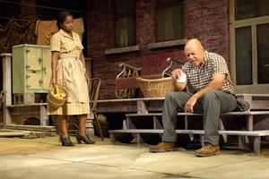 an analysis of the character of troy maxson in the play fences by august wilson Free essay: in the play fences, by august wilson, the main character, troy  maxson is involved in numerous relationships with family members throughout  the.