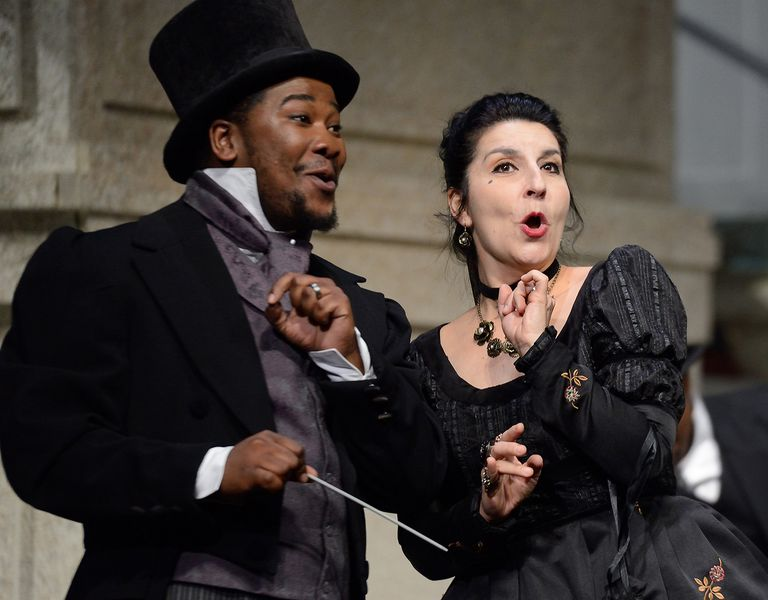 The Marriage of Figaro,Cape Town Opera