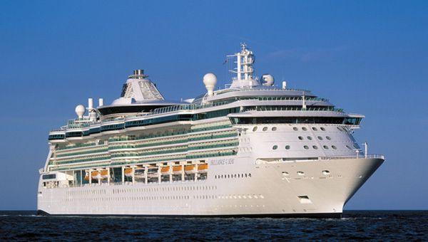 Royal Caribbean Brilliance of the Seas Cruise Ship