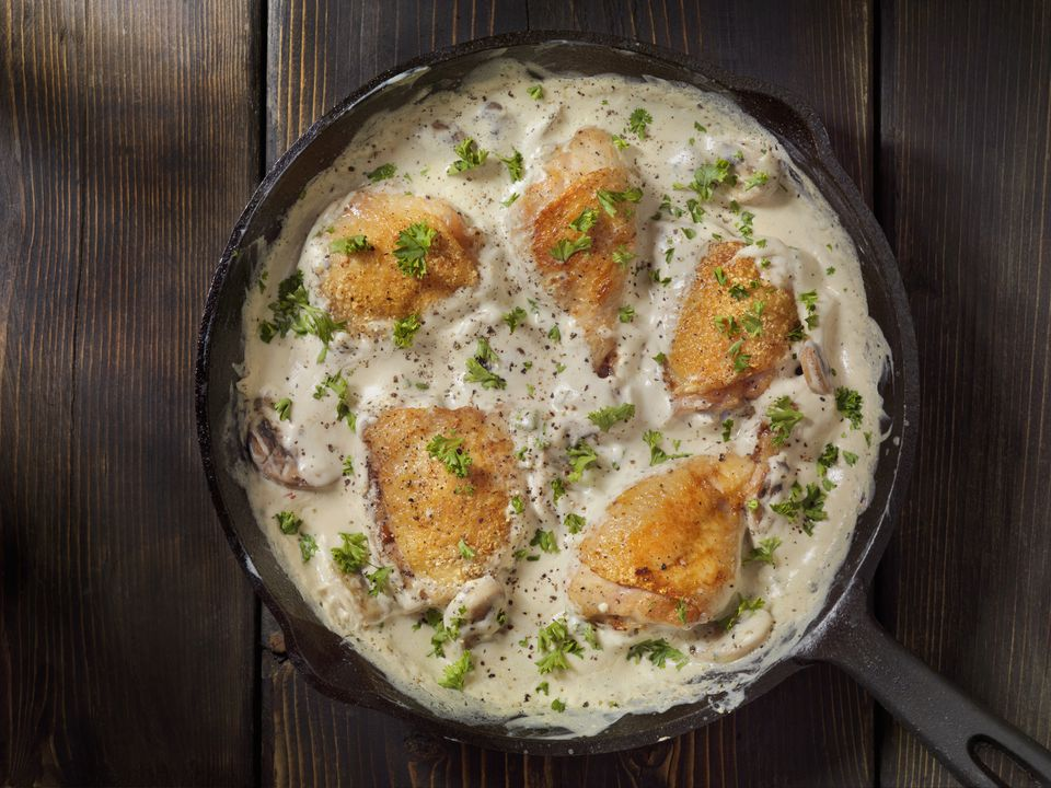Crockpot Chicken Supreme Recipe