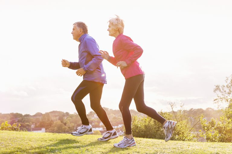 Running is a way to lower high triglycerides.