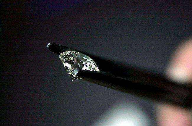 What Is Diamond Fluorescence?