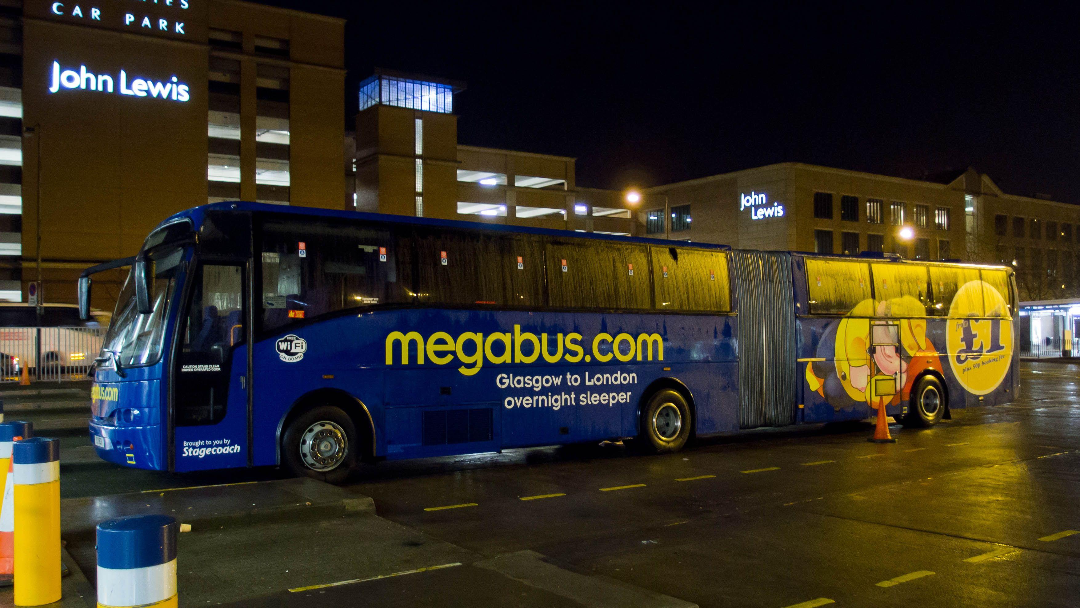 Megabus Cheap But Not Easy Uk Intercity Travel