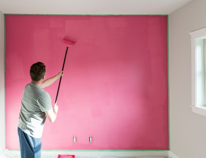 Should you clean walls before painting for Clean walls before painting