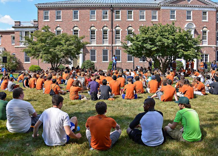 WCSU, Western Connecticut State University Welcome Week