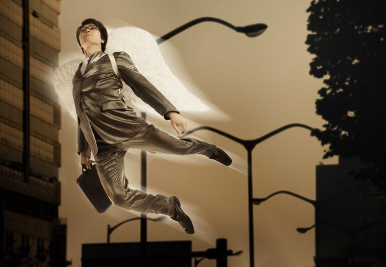 angel of work business Archangel Jehudiel