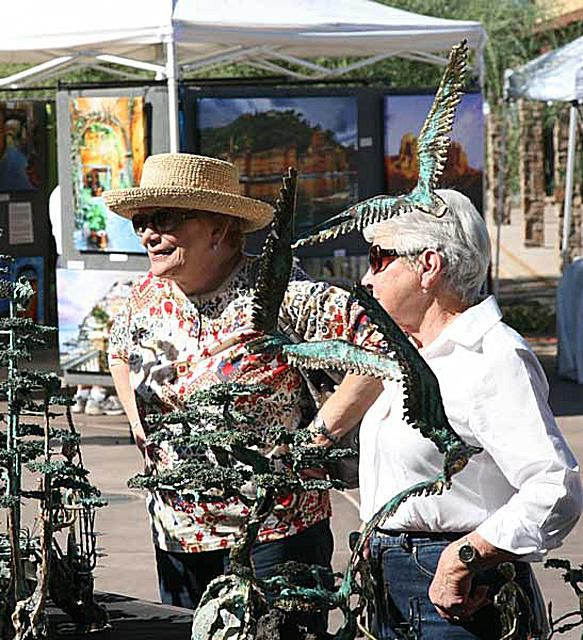 2016 Cave Creek Carefree Art and Wine Festival
