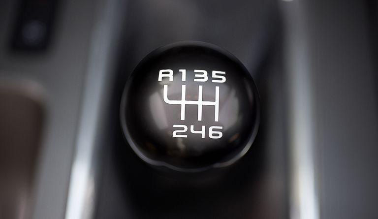 2012 Ford Mustang Boss 302 Shifter