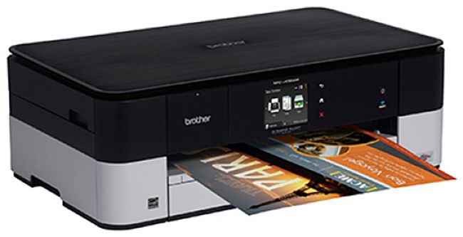 Brother's MFC-J4320DW wide-format printer.