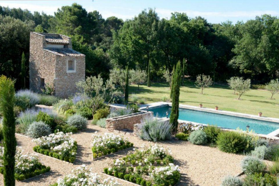 provencal swimming pool