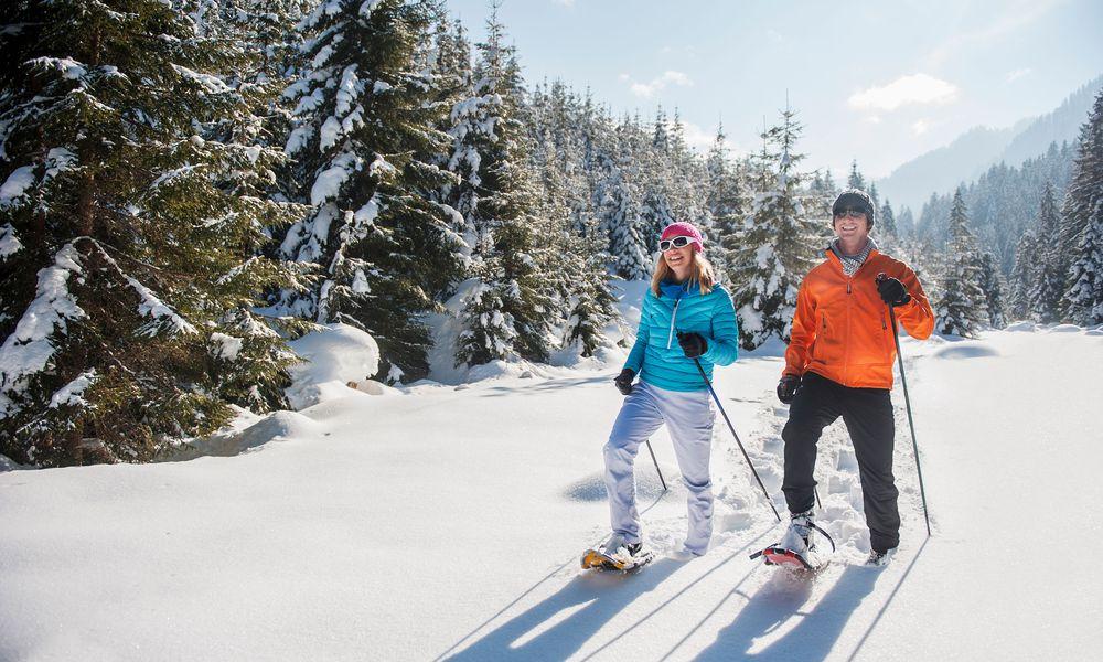 outdoor winter sports
