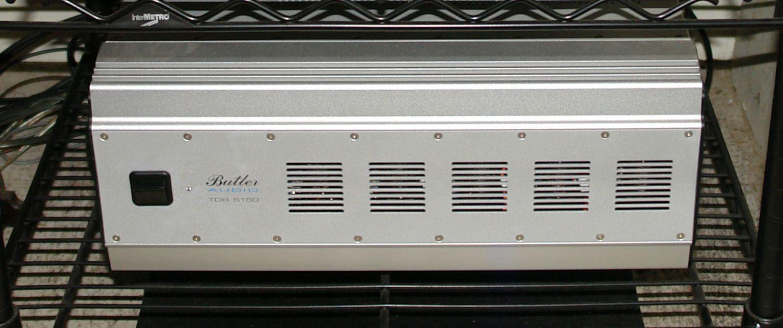 Butler Audio Model 5150 5-channel Vacuum Tube Hybrid Power Amp