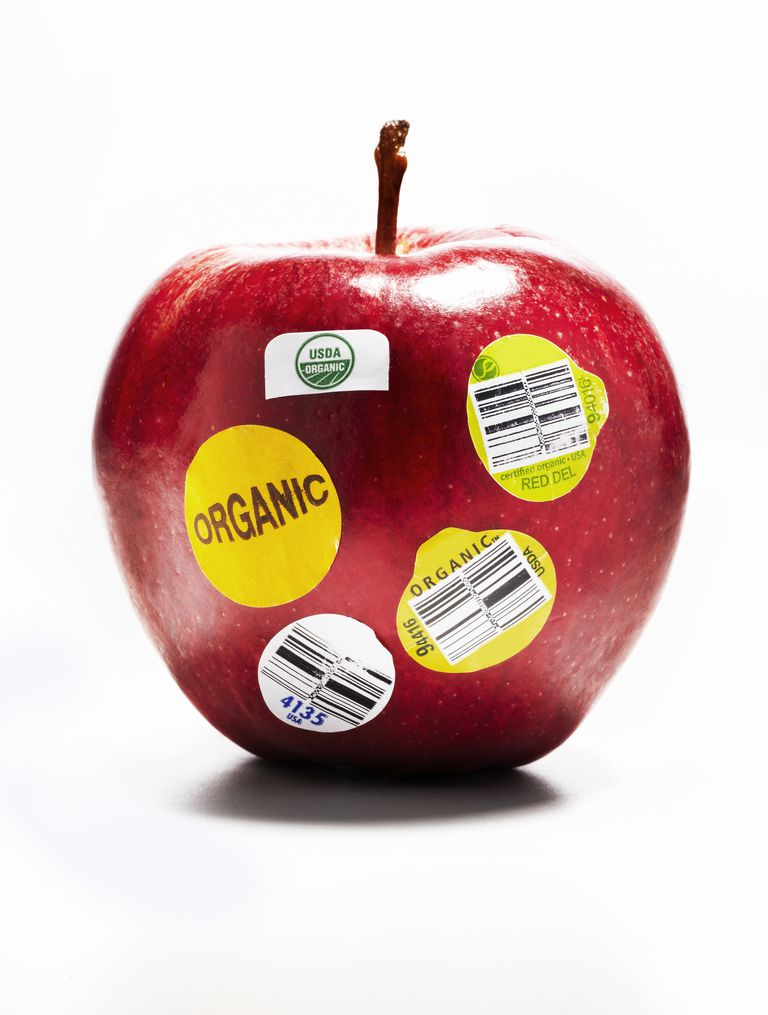 Organic food labeling has a specific meaning.