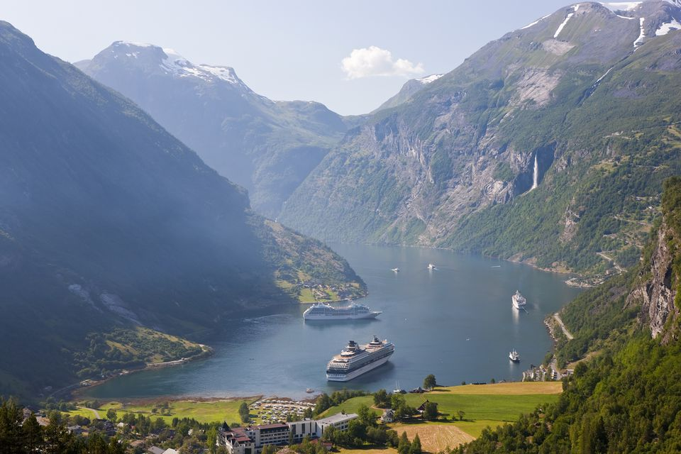 Best Scandinavian Cruises - Norway cruises