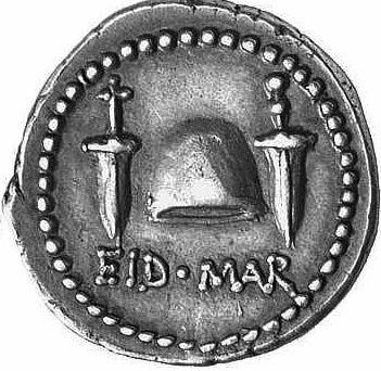 Ides of March Denarius