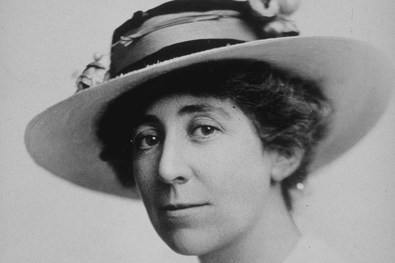 Jeannette Rankin 1917