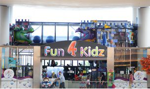 Kids Parties in Vancouver: Fun4Kidz at Aberdeen Centre