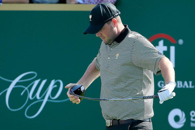 Golf driver flex