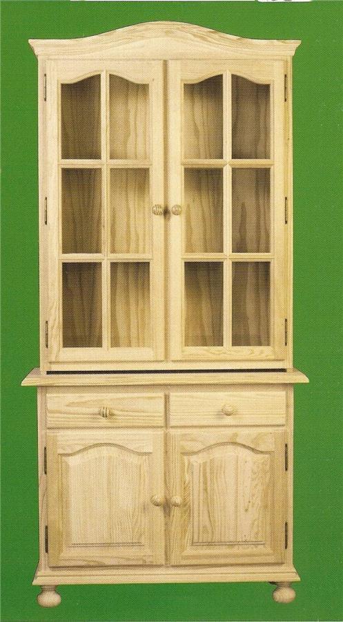 Muebles de madera en crudo: pintarlos y barnizarlos