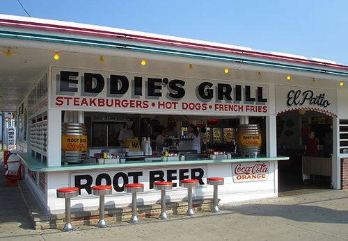 Eddie's, Geneva-on-the-Lake, Ohio