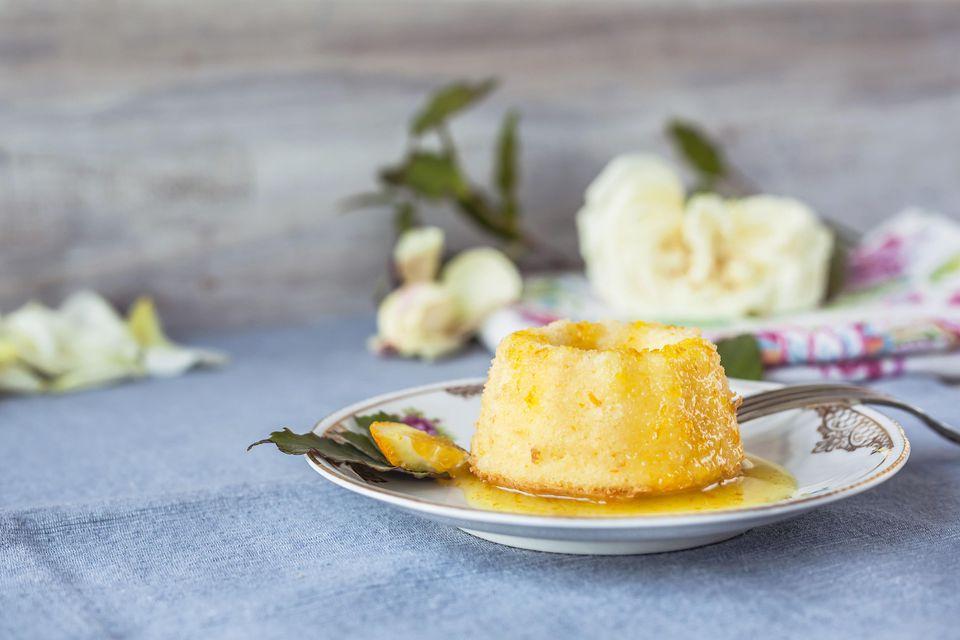 Kumquat Bundt Cake Recipe