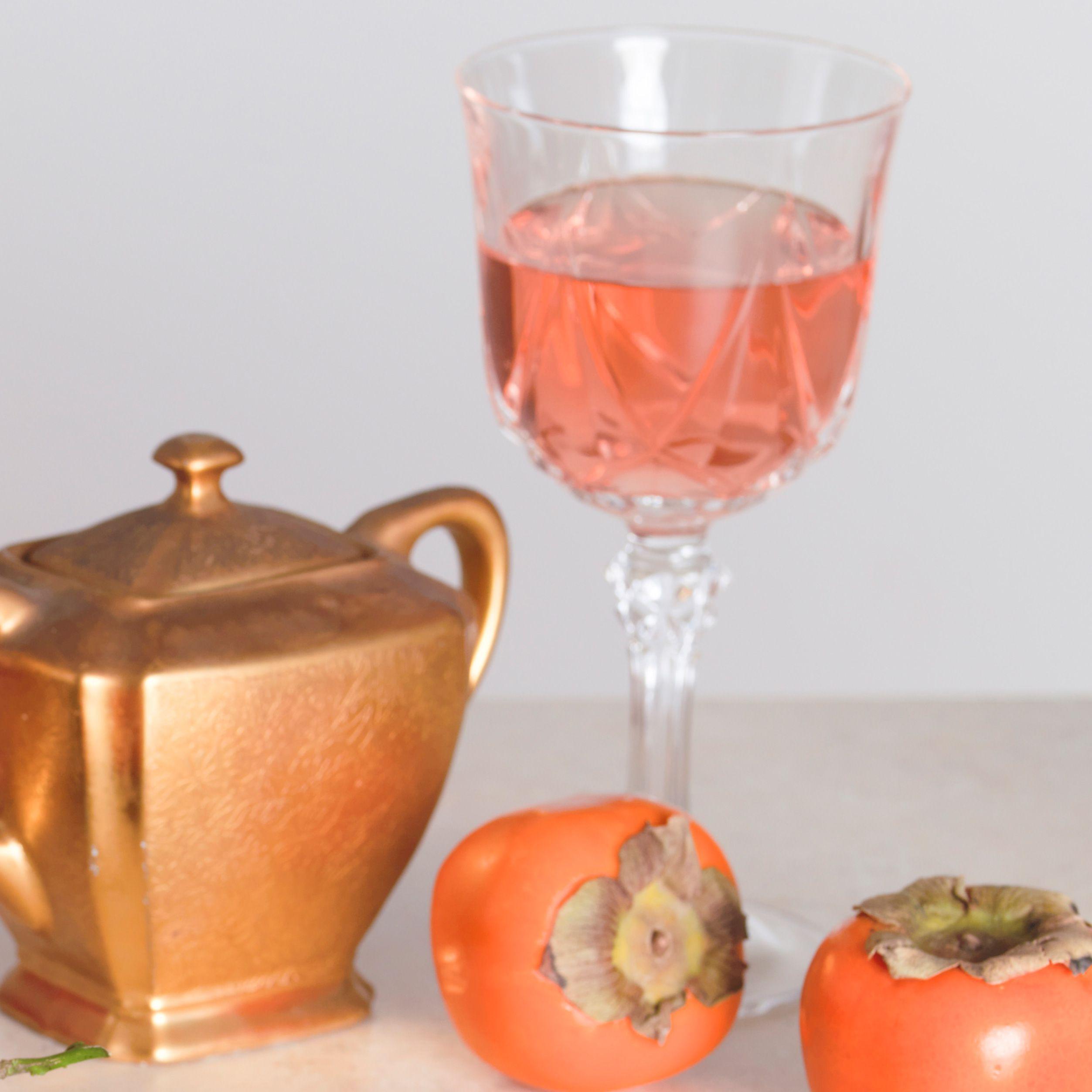 How To Make Homemade Persimmon Wine A Korean Recipe