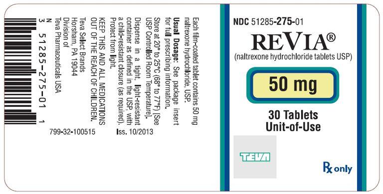 Revia Label