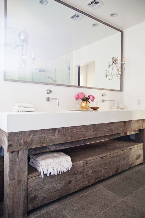 pics of rustic bathrooms.  12 Rustic Bathrooms You ll Adore