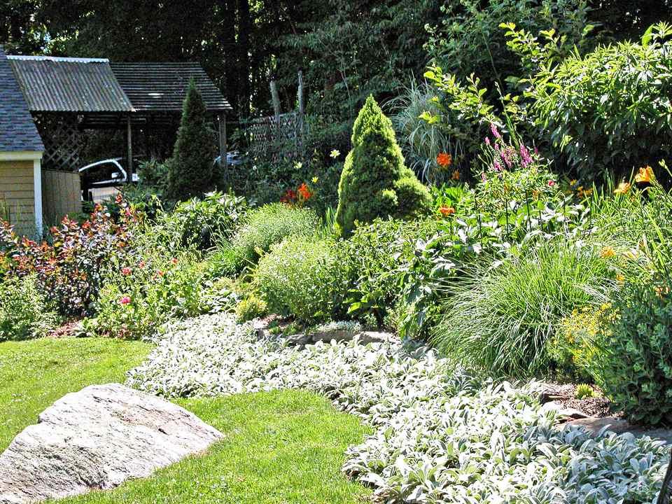 Gardening Design - The Impact of an Edge