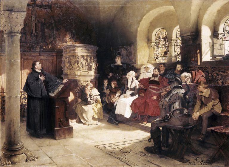 Lutheran Beliefs