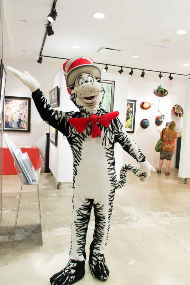 Art of Dr. Seuss Gallery