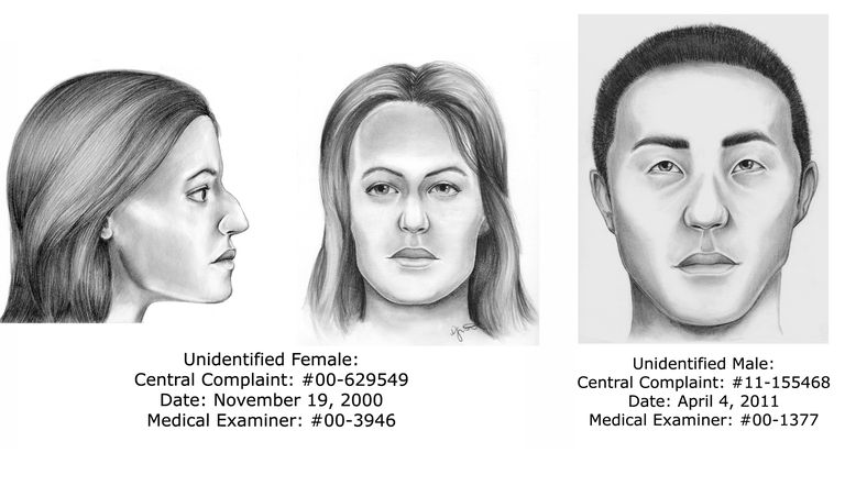 Help Identify Victims from Gilgo Beach Homicide