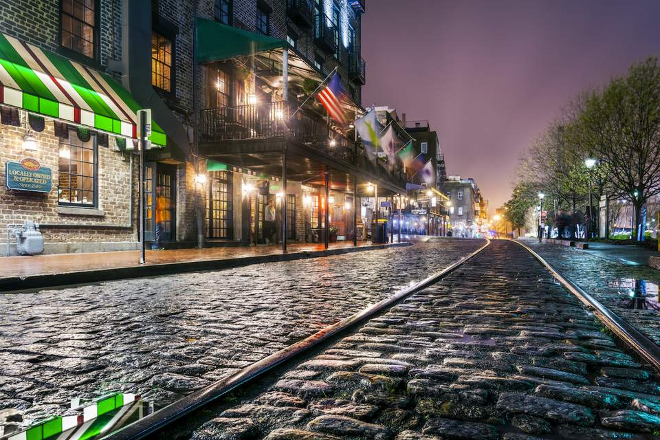 Best Hotels On River Street Savannah Ga