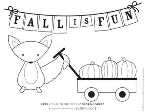 kids activities blogs fall coloring pages - Kids Activities Print