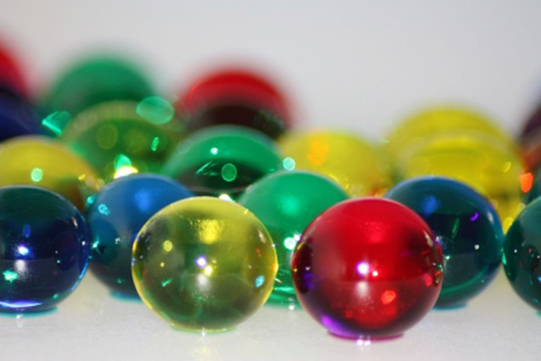 Make A Bouncing Polymer Ball Fun Science Project