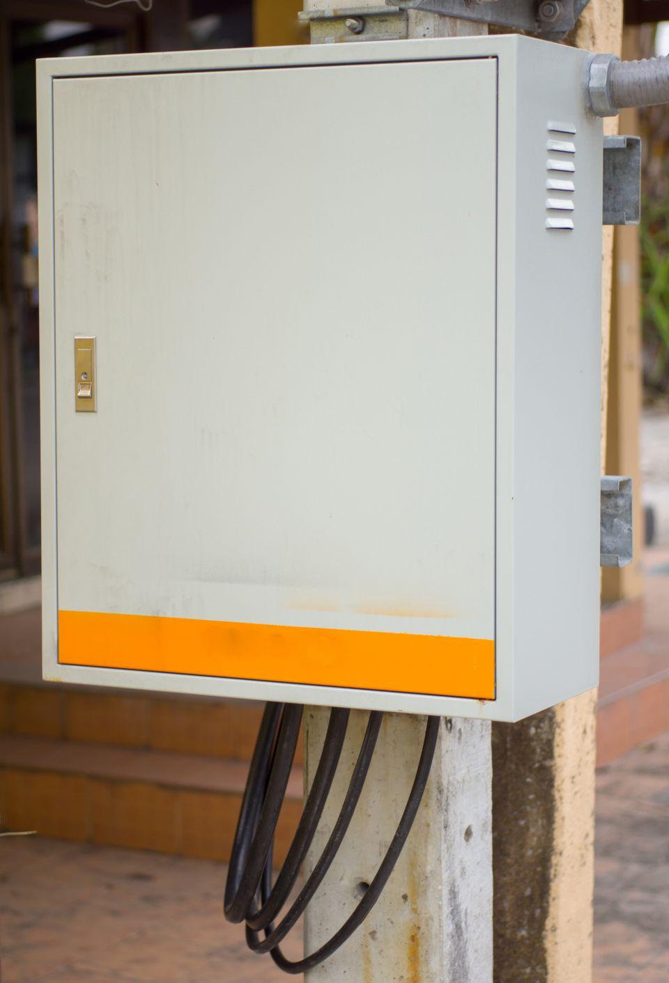 Weatherproof Electrical Box