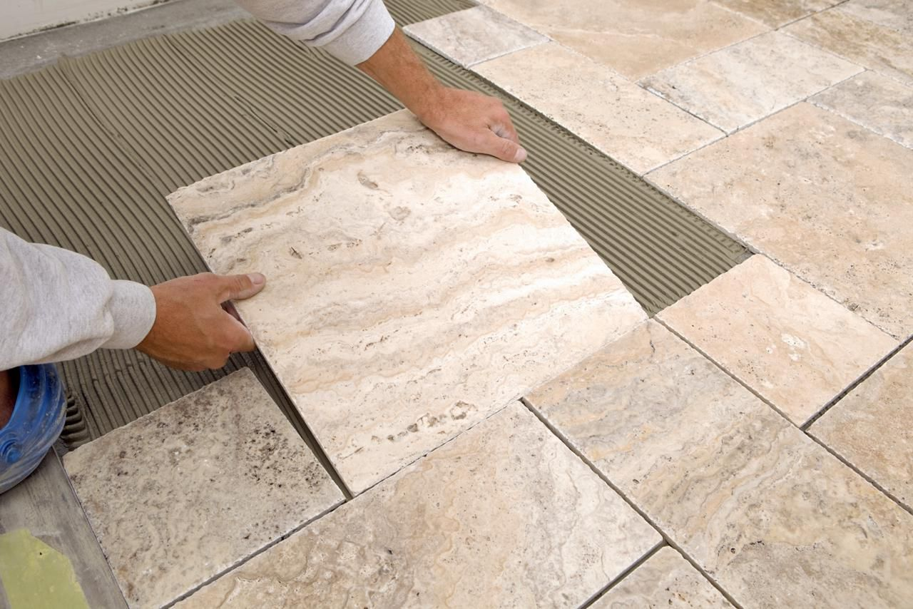 Installing sealing and protecting marble tile flooring dailygadgetfo Image collections