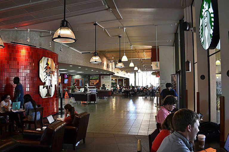 Tresidder Union Food Court