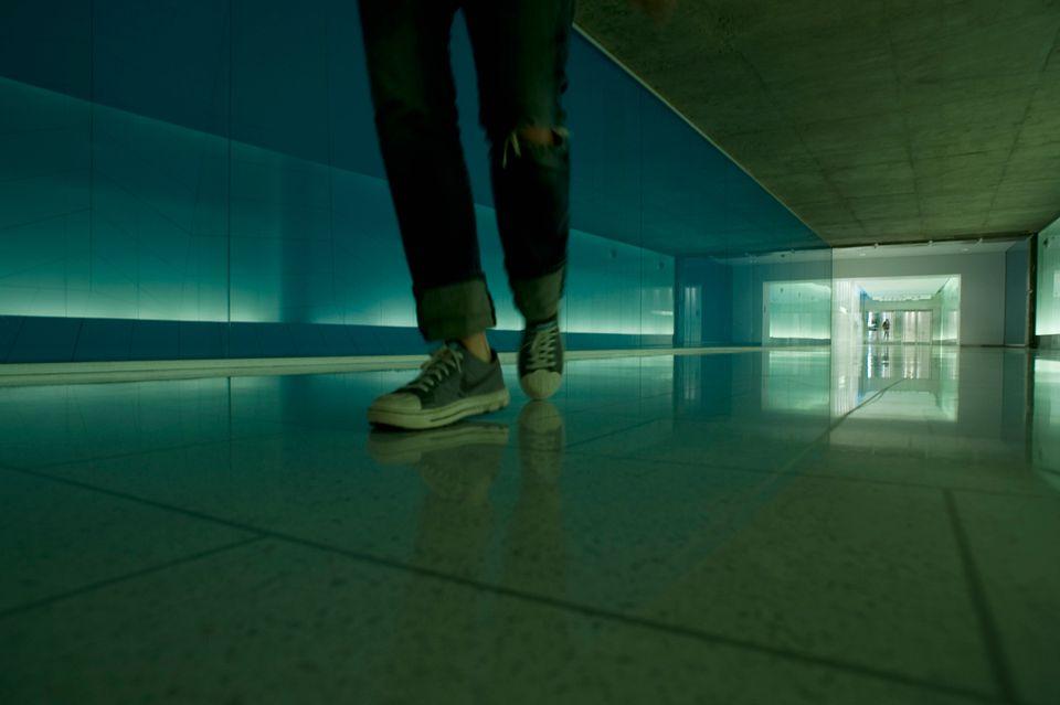 Montreal underground city photos.